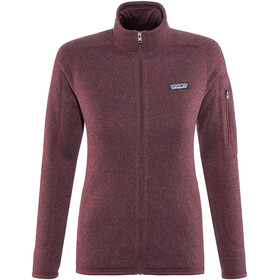 Patagonia W's Better Sweater Jacket Dark Currant